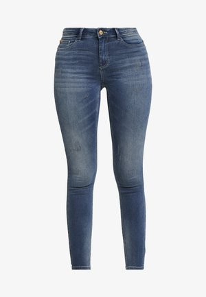 JDYCAROLA  - Jeans Skinny Fit - medium blue denim