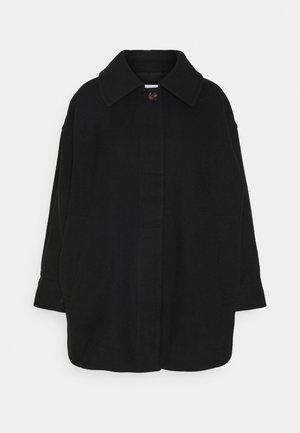 CARLI JACKET - Krátký kabát - black solid