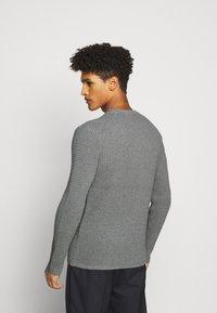 Theory - PHANOS CREW - Pullover - grey heather - 2