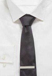 BOSS - Cravate - silver - 1