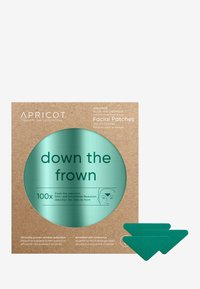 APRICOT - FACIAL PATCHES WITH HYALURON - Anti-Aging - - - 1