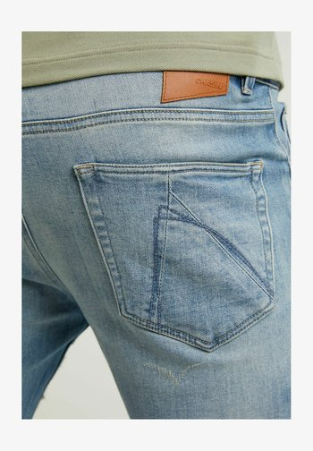 IGGY ELIAS - Jeans Skinny Fit - light blue