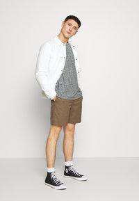 AllSaints - NEPTUNE CREW - Basic T-shirt - grey mouline - 1