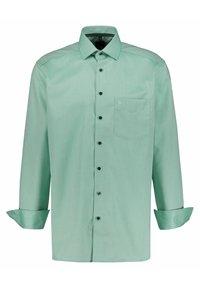 OLYMP Luxor - MODERN FIT - Formal shirt - grün - 2