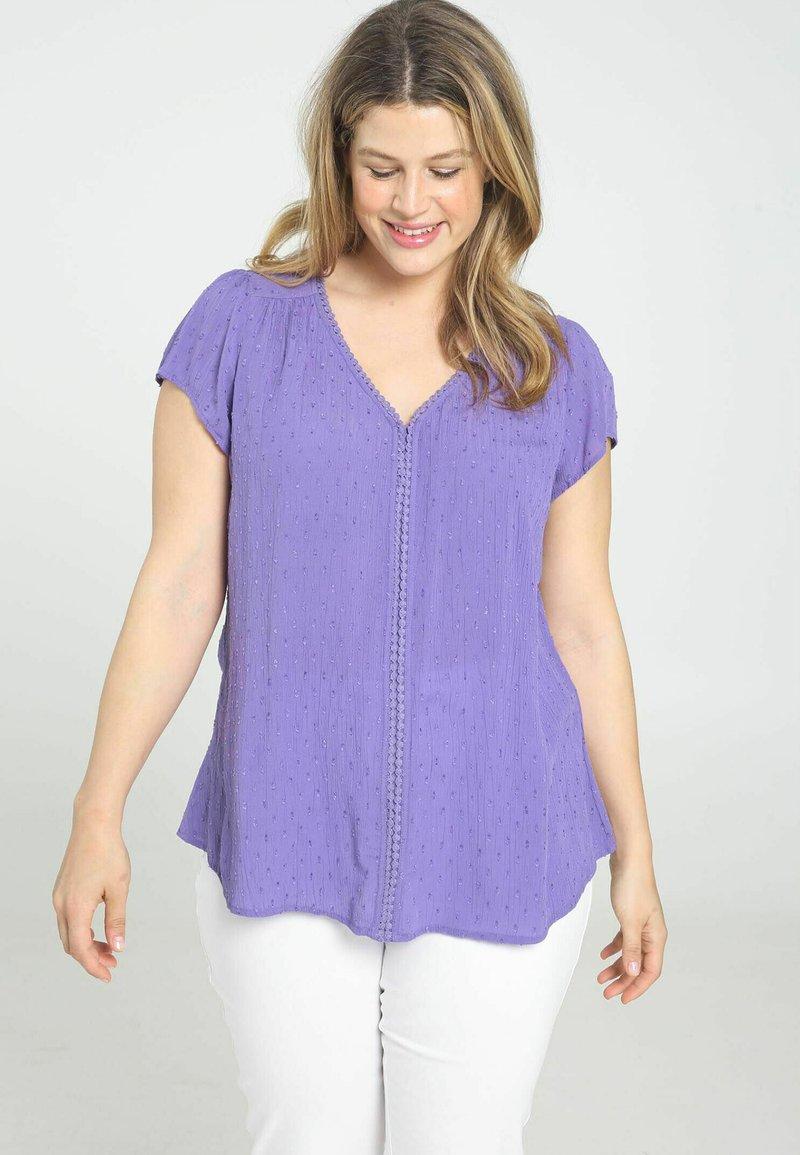 Paprika - Blouse - purple