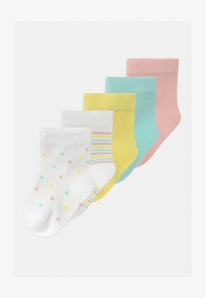 NBFRALULA 5 PACK - Socks - limelight