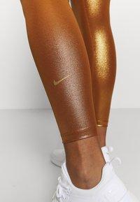 Nike Performance - ONE - Medias - gold/tawny/gold - 6