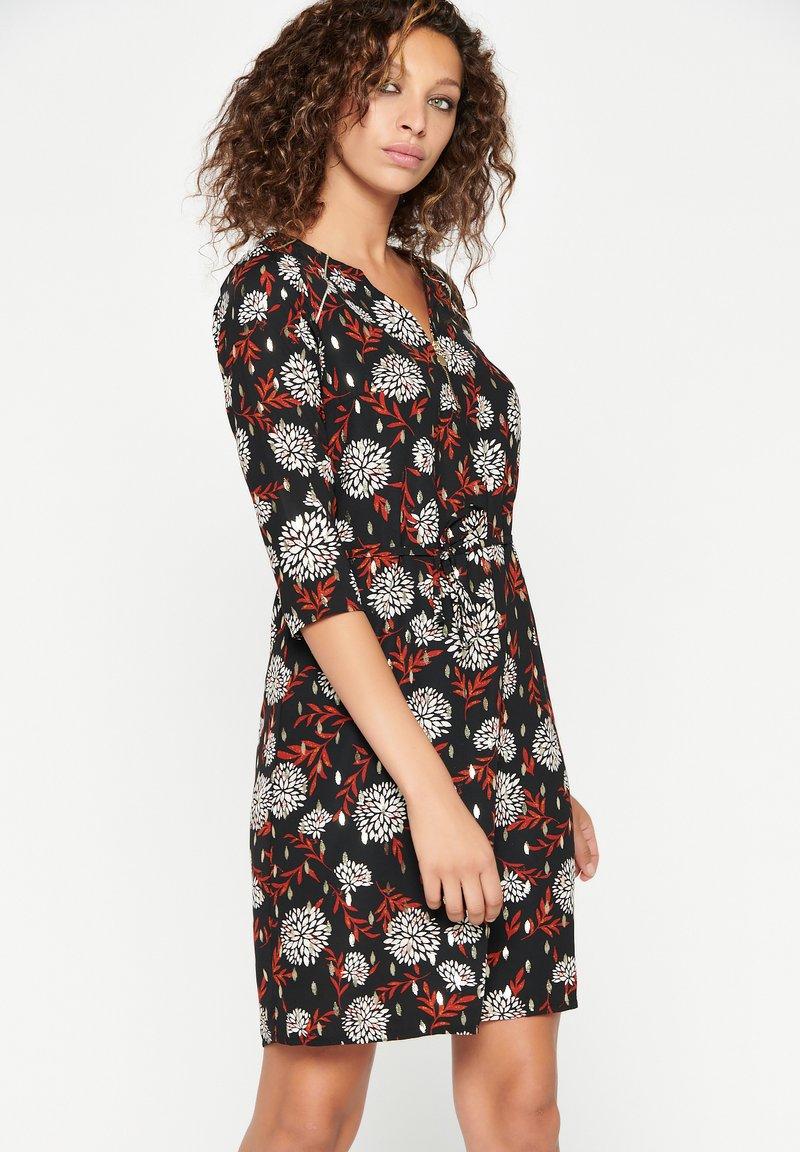 LolaLiza - Day dress - rust
