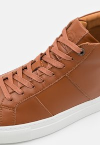 GREATS - ROYALE - Sneakers hoog - cognac - 5