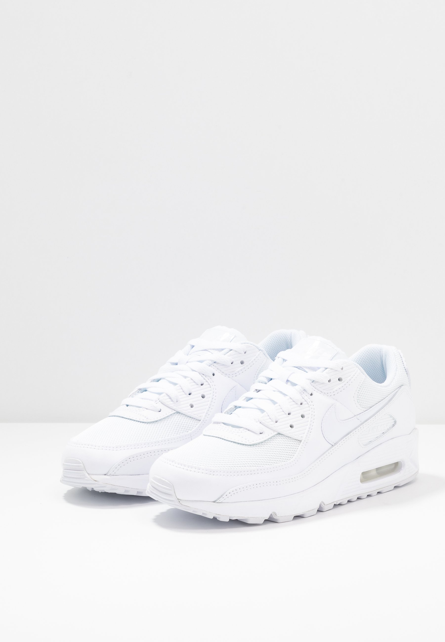 Super High-Quality Cheap Women's Shoes Nike Sportswear AIR MAX 90 Trainers white 6jaQKHnAv Wppt0Og6l