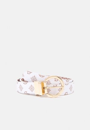 CESSILY ADJUST PANT BELT - Belte - white