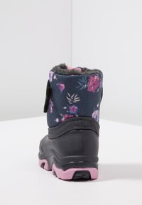 Friboo - Talvisaappaat - dark blue/light pink - 4