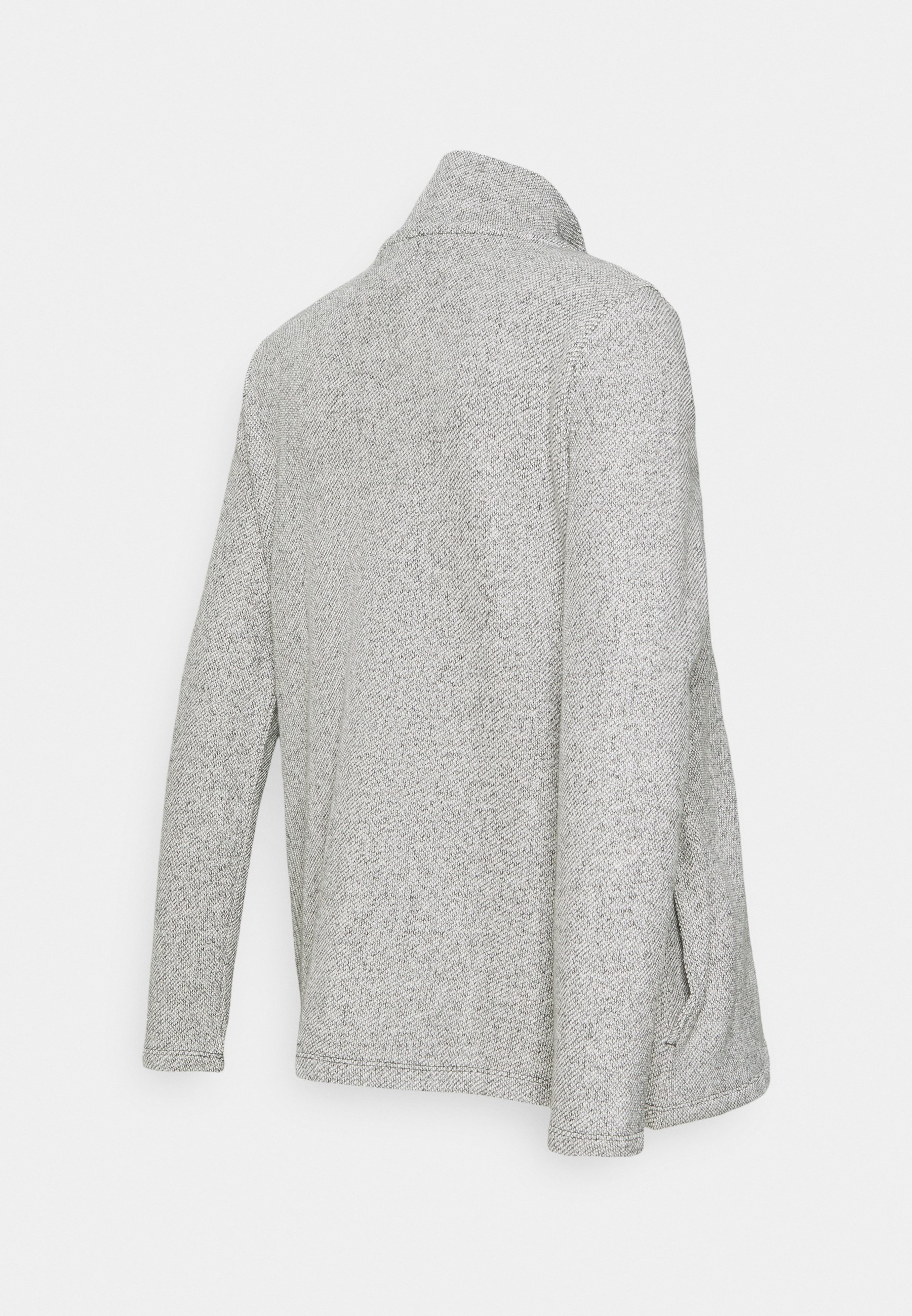 Gap Maternity Snap Layering - Cardigan Light Heather Grey/lysgrå