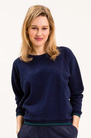 AURORAINA - Jumper - dunkelblau
