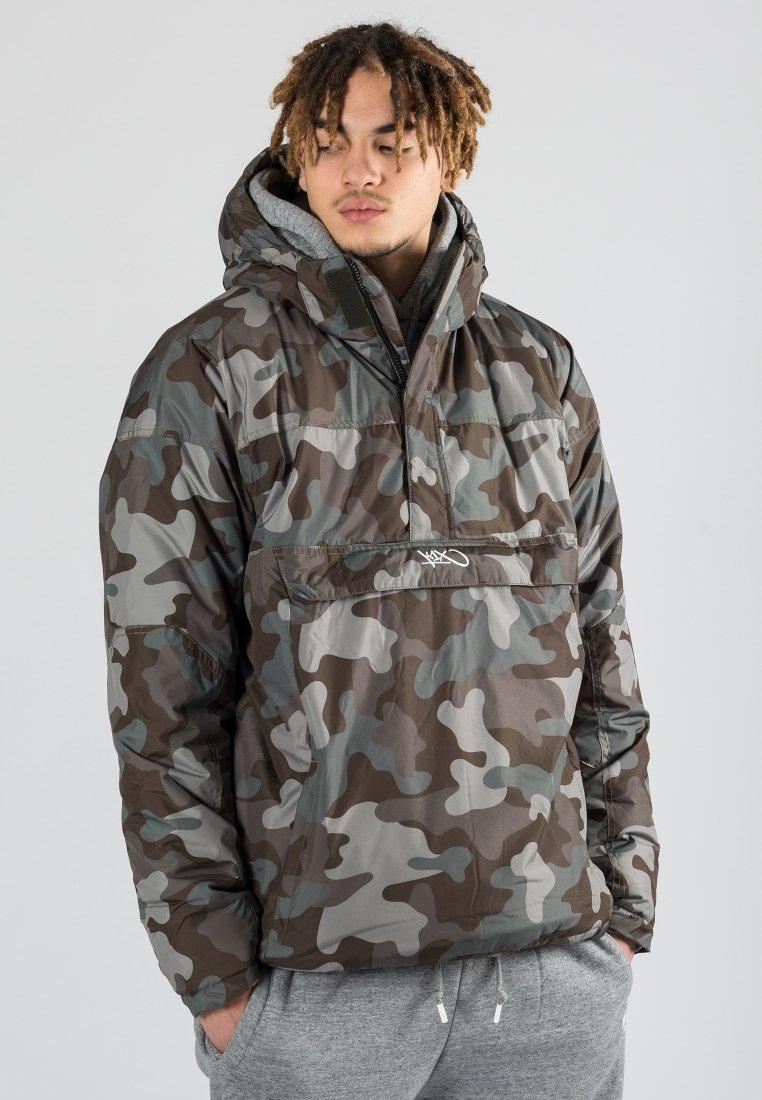 K1X - URBAN - Winter jacket - woodland camo