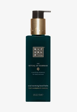 THE RITUAL OF HAMMAM KITCHEN HAND BALM - Hand cream - -