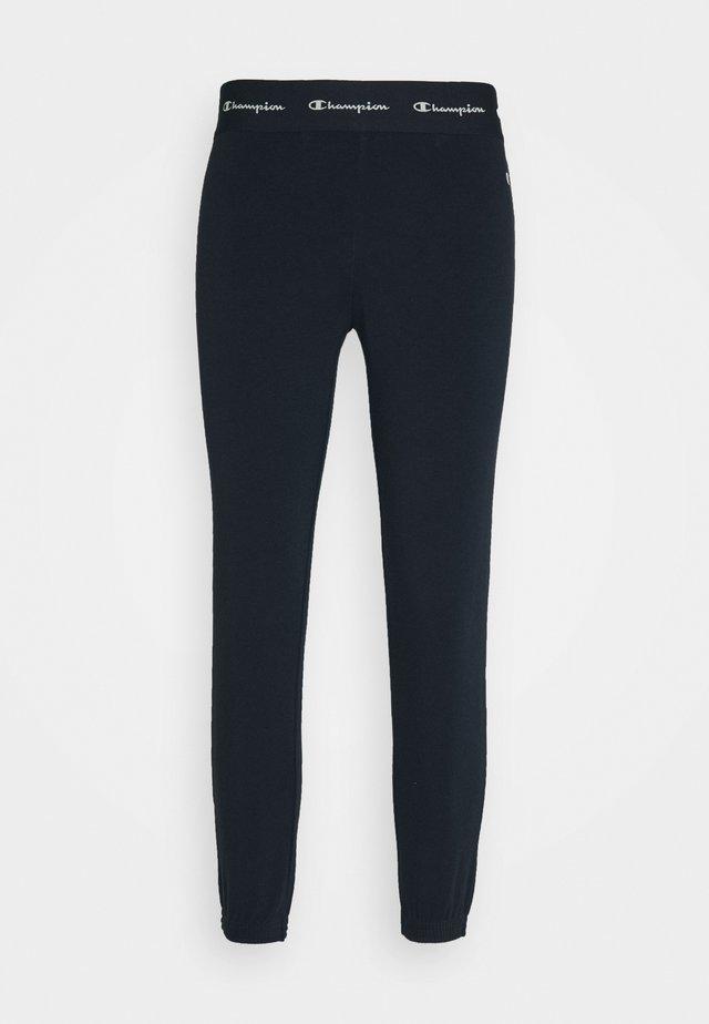 ELASTIC CUFF PANTS LEGACY - Tracksuit bottoms - dark blue