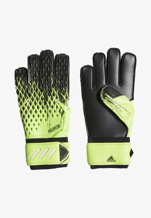 PREDATOR MATCH GOALKEEPER GLOVES - Guanti da portiere - green