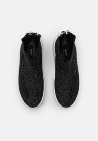 DKNY - DAWSON - High-top trainers - black - 4