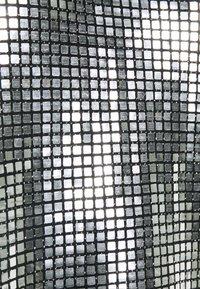 MM6 Maison Margiela - T-shirt à manches longues - silver - 2