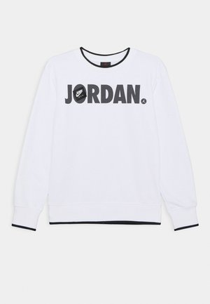 JUMPMAN CREW UNISEX - Sweater - white