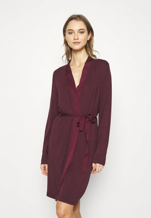ROBE - Dressing gown - burgund