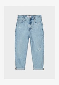 Bershka - Relaxed fit jeans - blue - 4