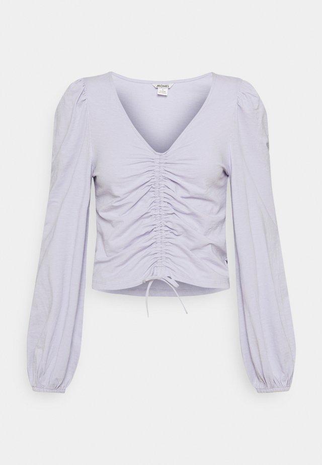 ULLE - Langærmede T-shirts - lilac purple dusty light