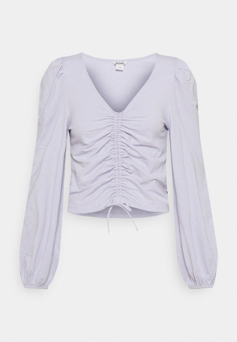 Monki - ULLE - Longsleeve - lilac purple dusty light