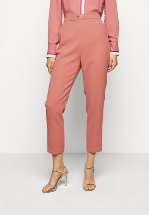 WOMEN'S PANTS - Trousers - rose gold