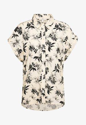 POPLPRINT - Button-down blouse - off white