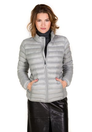Down jacket - light grey