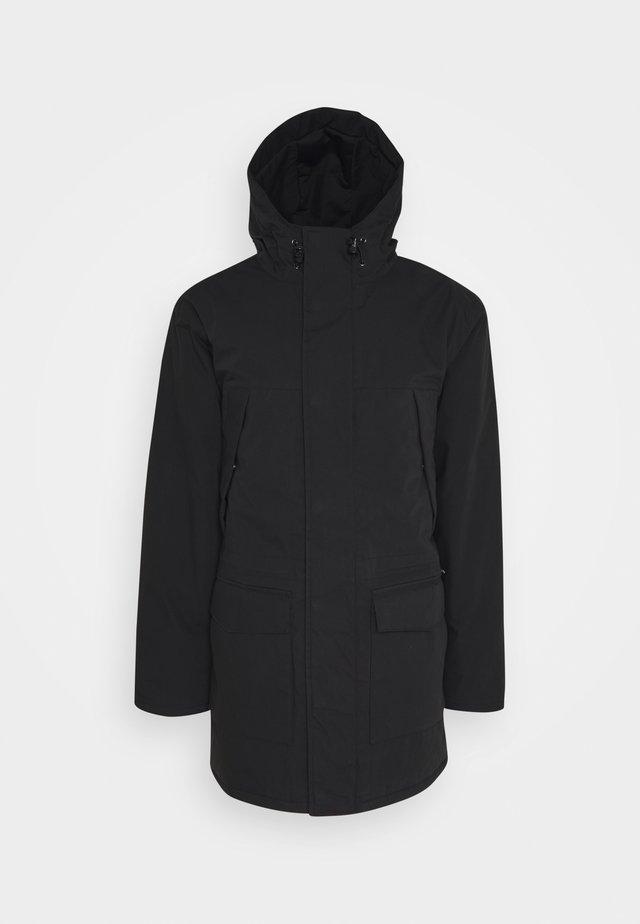TRENT - Cappotto invernale - black
