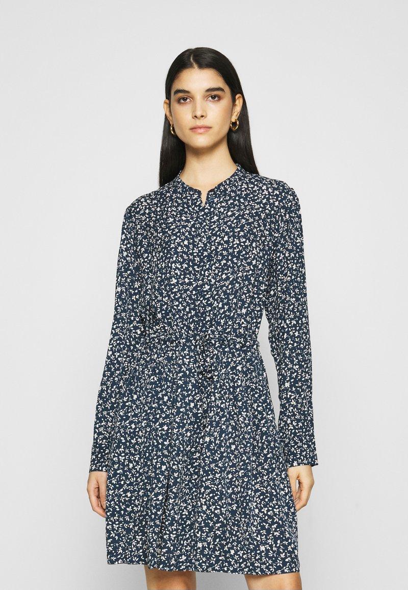 Samsøe Samsøe - MONIQUE DRESS - Košilové šaty - blue