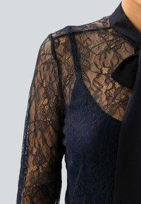 Alba Moda - Button-down blouse - marineblau - 3