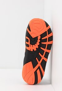 Kappa - REMINDER - Hiking shoes - navy/orange - 5