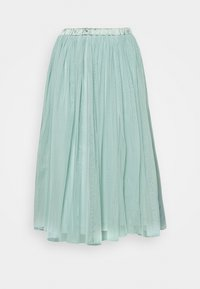 Lace & Beads - VAL SKIRT - A-Linien-Rock - mint - 3