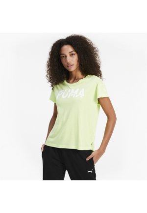 MODERN GRAPHIC  - T-shirt print - sharp green