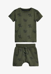 Next - SET - Shorts - green - 0
