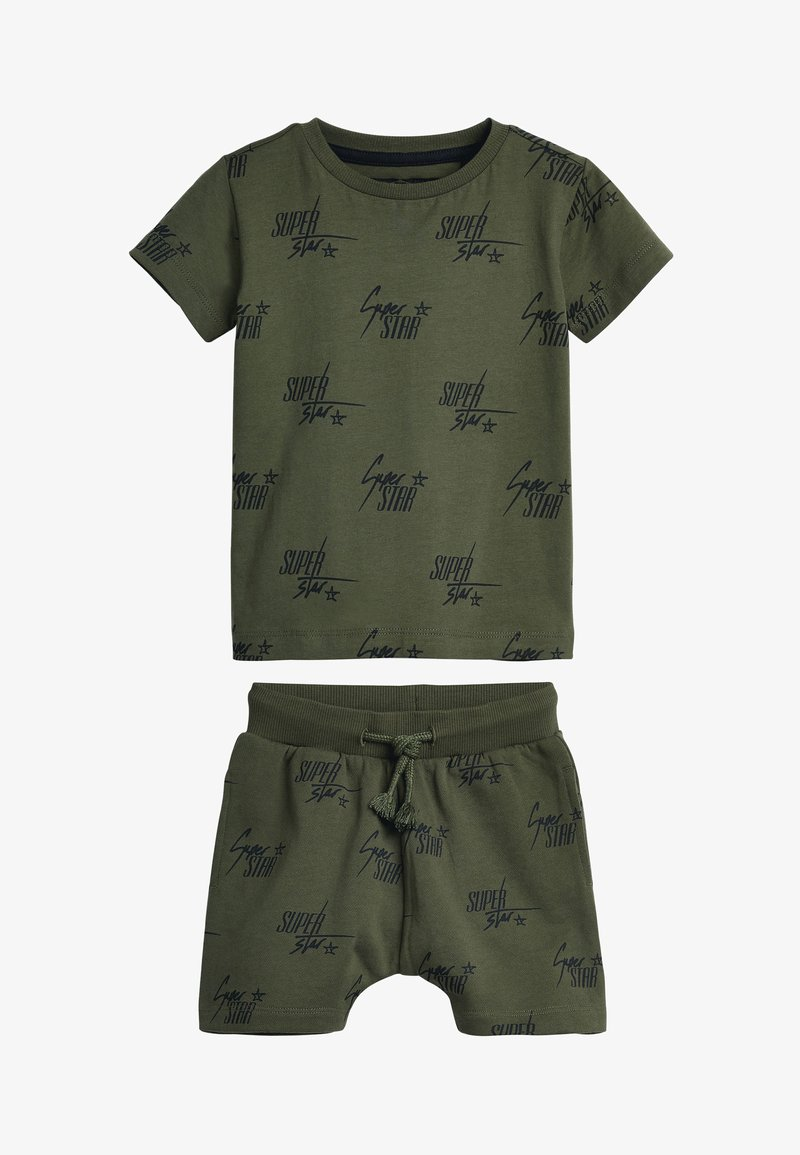 Next - SET - Shorts - green