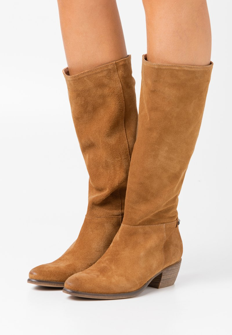 Kaporal - MASHA - Boots - camel