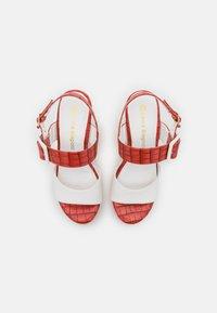 Laura Biagiotti - Platform sandals - coral - 5