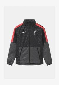 Nike Performance - LIVERPOOL FC UNISEX - Club wear - dark grey/black/laser crimson/white - 0