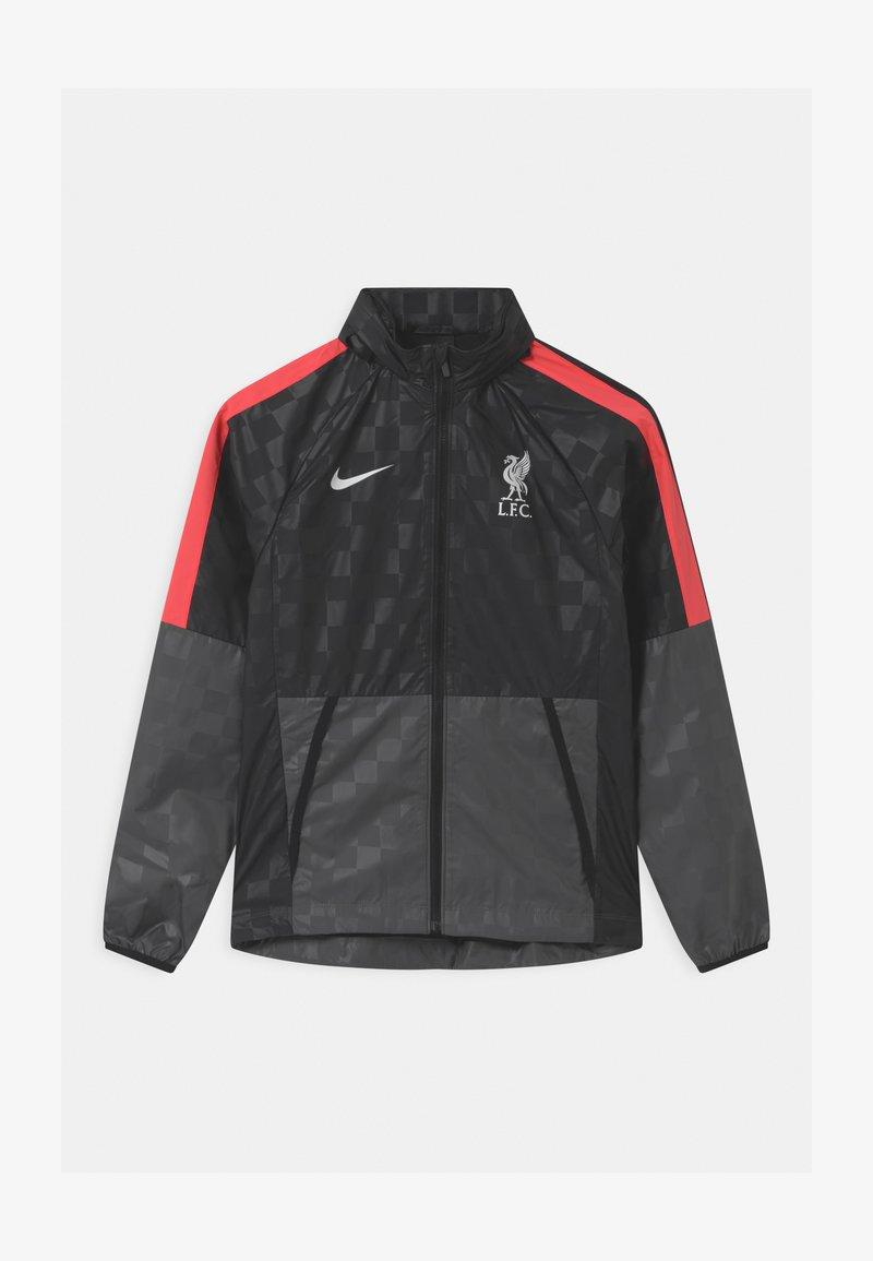 Nike Performance - LIVERPOOL FC UNISEX - Club wear - dark grey/black/laser crimson/white