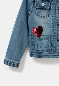 Desigual - Denim jacket - blue - 4