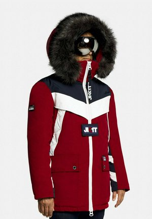 ARCTIC   - Down coat - red