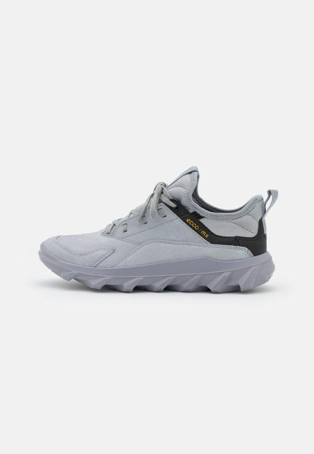 Tenisky - silver grey