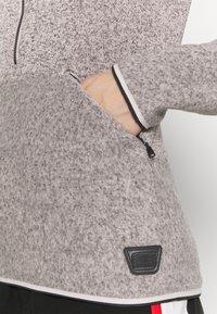 O'Neill - SNOW CITY - Fleece jumper - chateau gray - 5