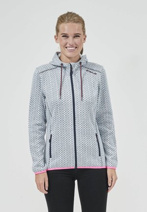 EMMILY - Fleece jacket - light grey