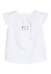 Next - 3 PACK FRUIT PRINT T-SHIRTS - T-shirts print - white - 3
